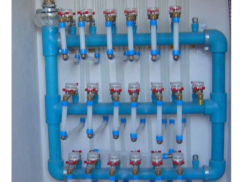 Boletines de Agua en Granada